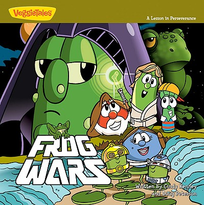 Frog Wars By Kenney, Cindy/ Peterson, Doug/ Moore, Michael (ILT)